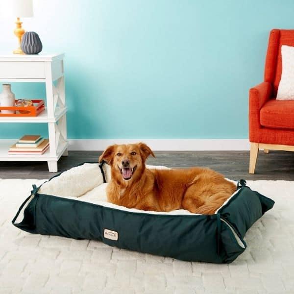 Armarkat Bolster Dog Bed